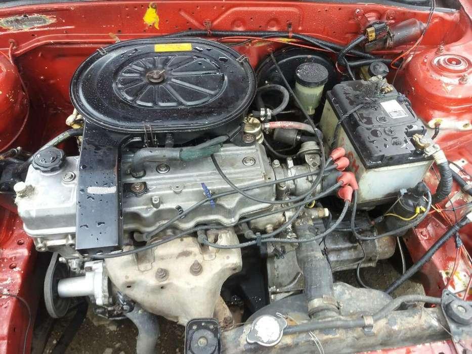 Mazda 323 1998 - 1246555 km