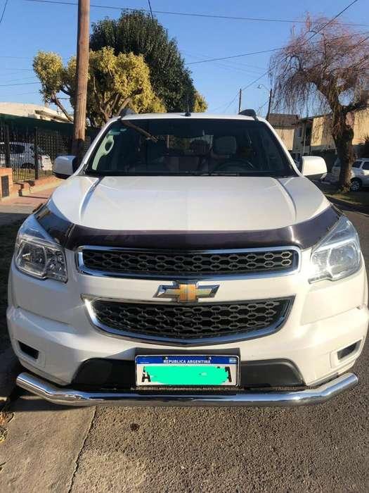 Chevrolet S-10 2016 - 50000 km