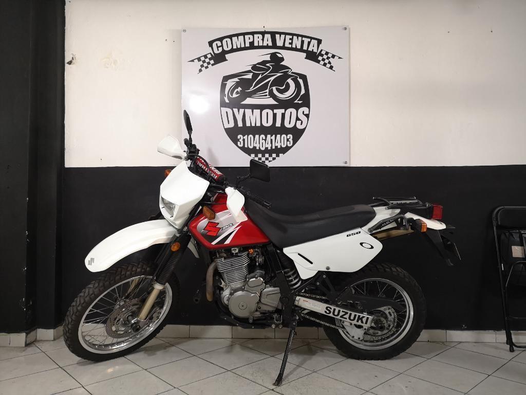 Suzuki Dr 650 2016