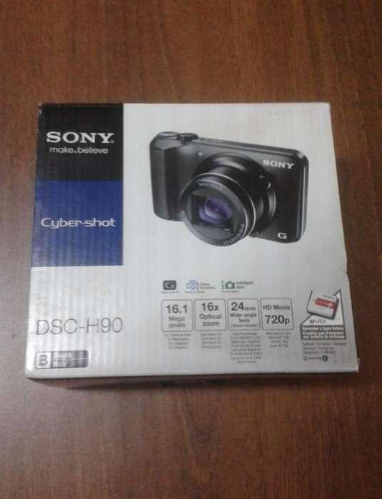 Camara Digital Sony de 16mpx