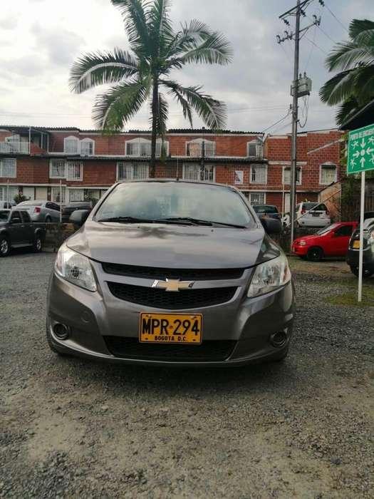 Chevrolet Sail 2013 - 65000 km