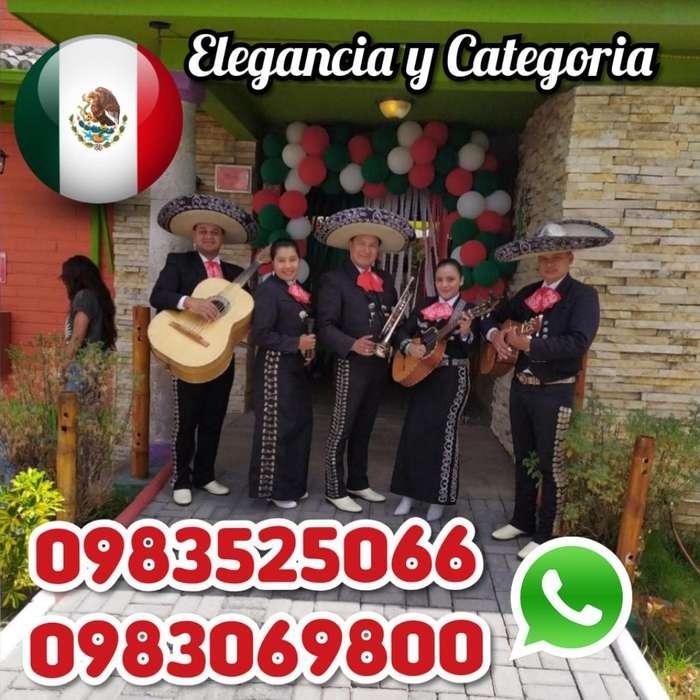 Mariachi Elegancia Mexicana