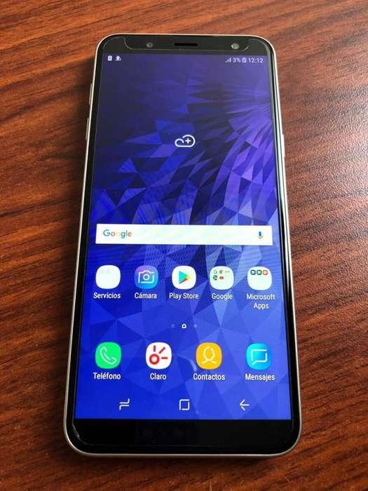 VENDO Samsung J6 32GB LIBRE IMPECABLE
