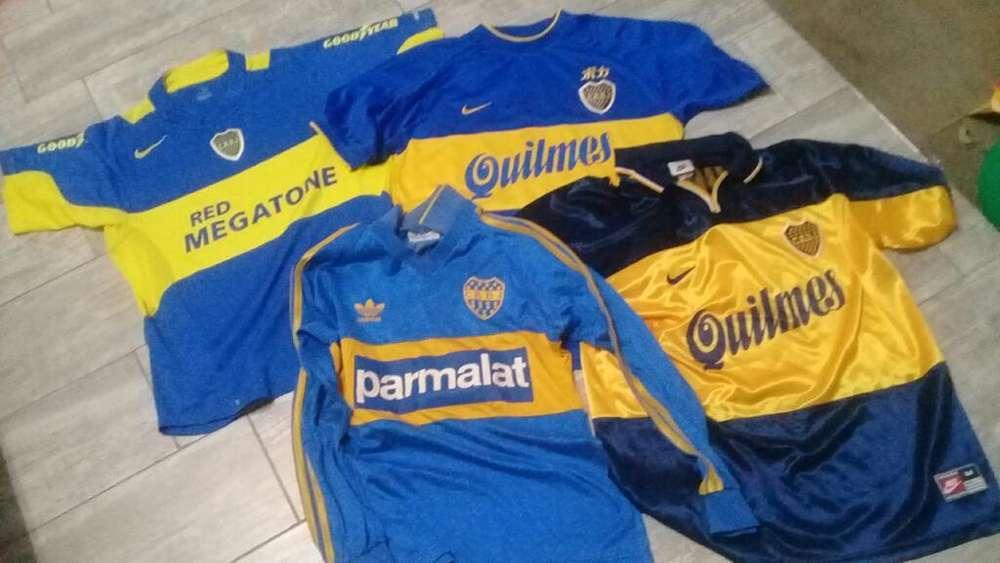 Camisetas de Boca Juniors