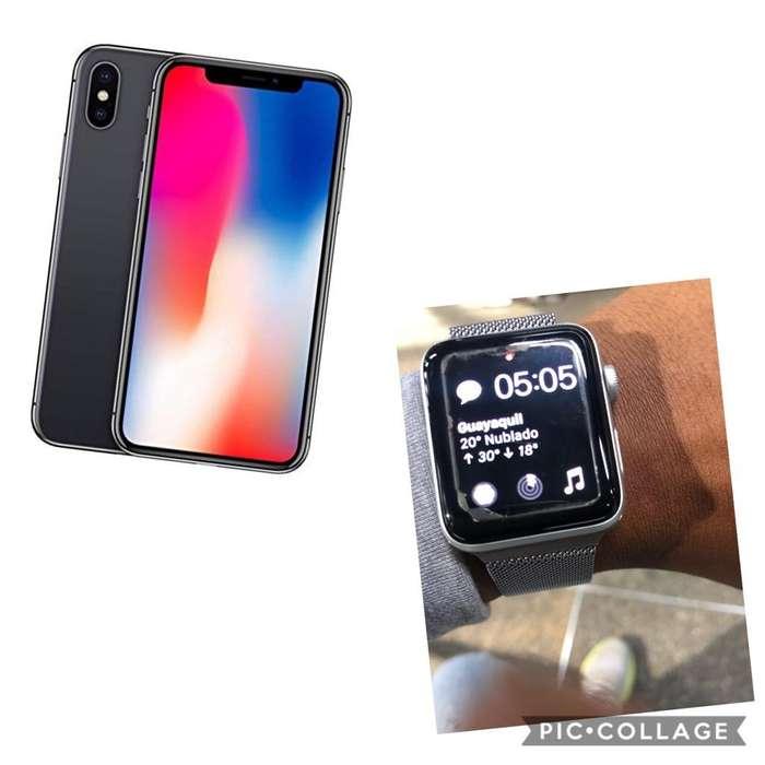 Combo Apple en Perfecto Estado