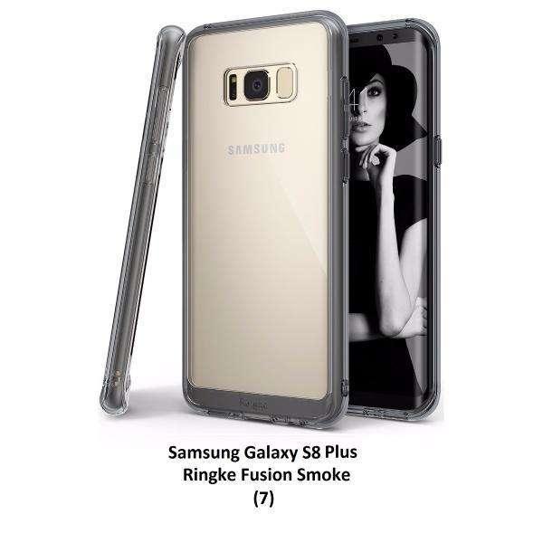 Funda Ringke Fusion Anti Impactos Samsung Galaxy S8 Plus