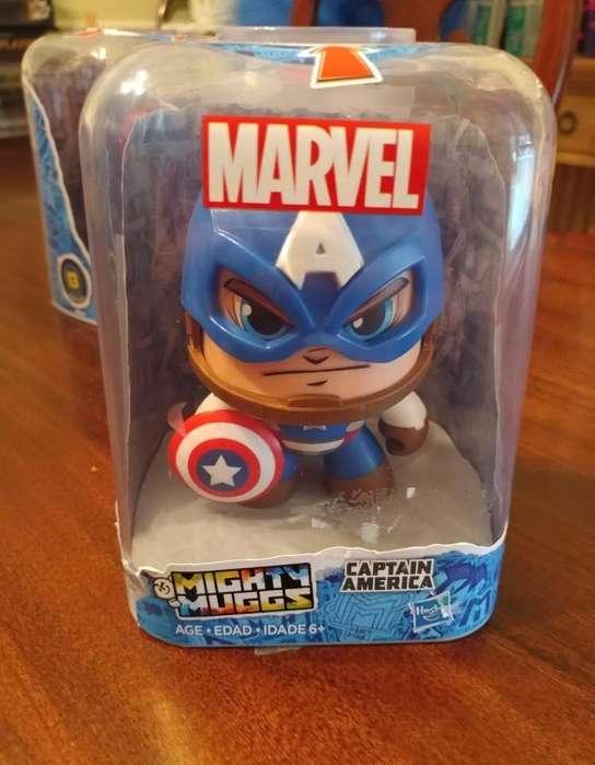 Marvel Capitan America Mighty Muggs 2019 HASBRO