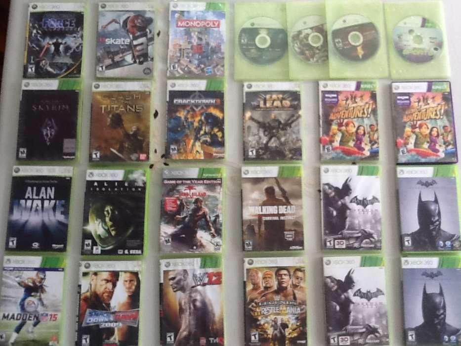 Juegos Xbox360 y de Kinect Originales De Estados Unidos Nuevos Y Usados