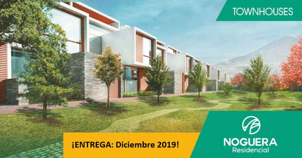 CASAS EN VENTA DE ESTRENO - ENTREGA DICIEMBRE 2019