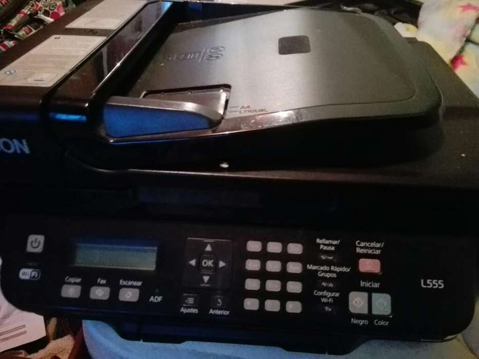 Impresora Multifuncional Epson L55