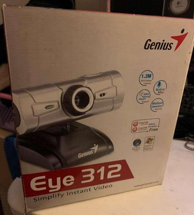 Webcam Eye 312