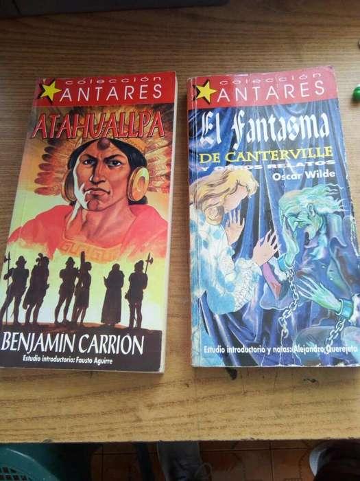 Libros Colección Antares