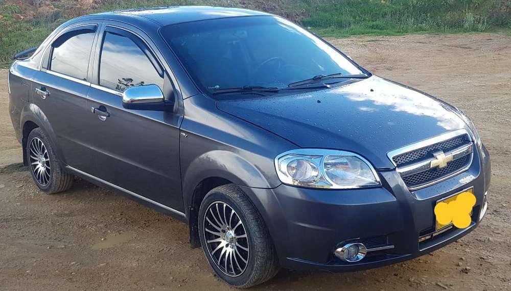 Chevrolet Aveo Emotion 2012 - 97500 km
