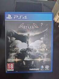 remato batman arkan nithg ps4