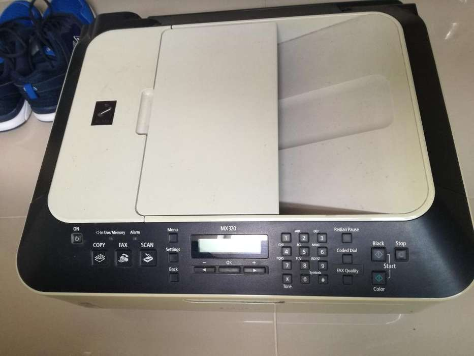 Impresora Canon Mx 320