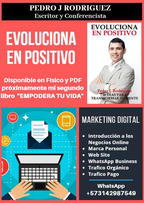 Asesor en Marca Personal Y Marketing Digital
