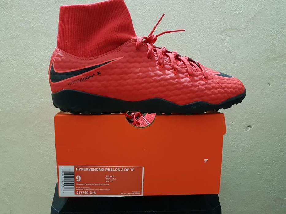Botines Nike Hyper 3