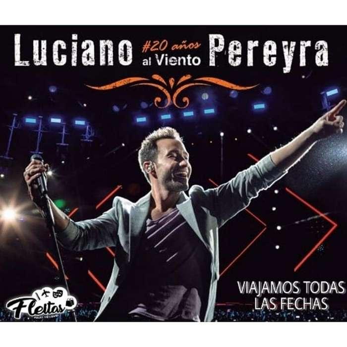 Combis Al Recital de Luciano Pereyra