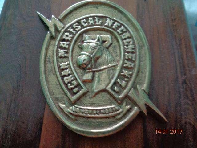 antiguo cuadro de caballeria del ejercito peruano