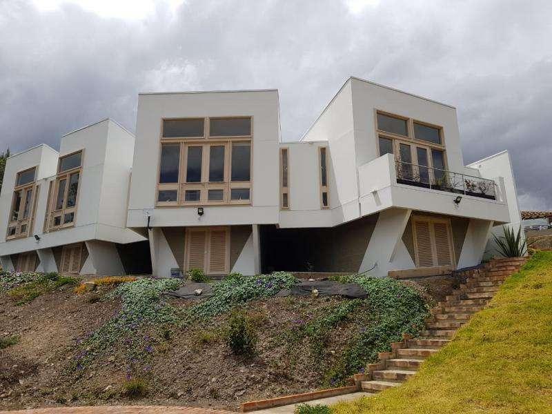 Casa Campestre En Venta En Villa De Leyva Puente Piedra., Vda.el Roble Cod. VBPRE81113
