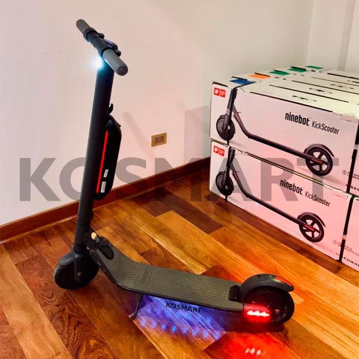 Scooter Ninebot (!)Promoción solo hasta el 02 de Junio o agotar stock