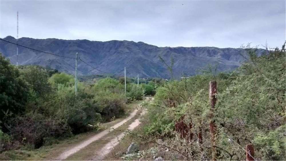 Merlo Lotes De 1000 Mts 2 Calle Chumamaya - A 1000 Mts Del Centro 100 - UD 40.000 - Terreno en Venta