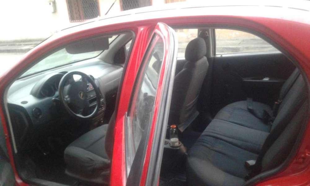Chevrolet Aveo 2009 - 272 km