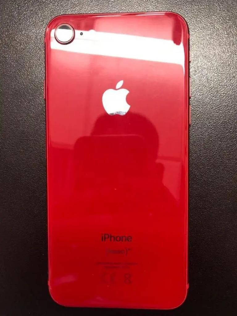 iPhone 8 Red 64gb Edicion Limitada