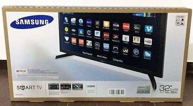 <strong>televisor</strong> Samsung Smart Tv 32 Led UNJ4290 Netflix NUEVO FACTURA Y GARANTIA DE 1 AÑO