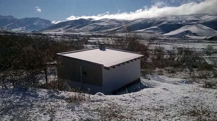 Vendo casa y terreno de 4800 m2