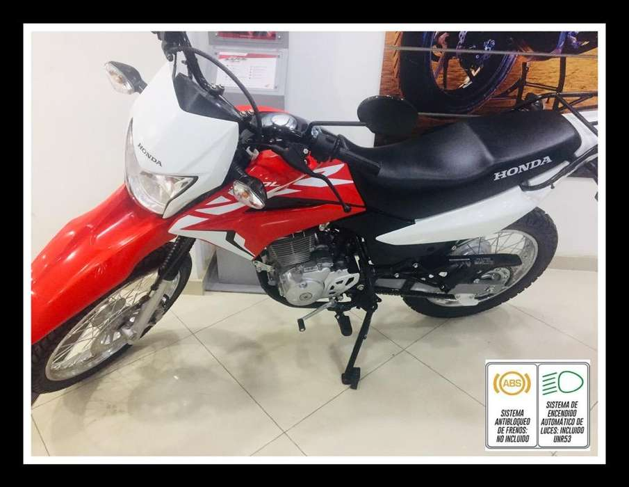 <strong>honda</strong> Xr150L 0Km inicial desde 100.000