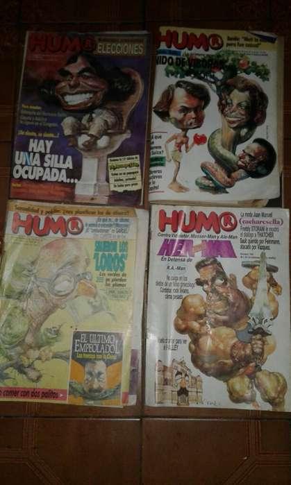 Revistas Humor. Dispongo de Varios Númer
