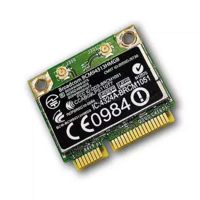 Tarjeta Wifi Bcm4313bcm2070 Laptops Hp