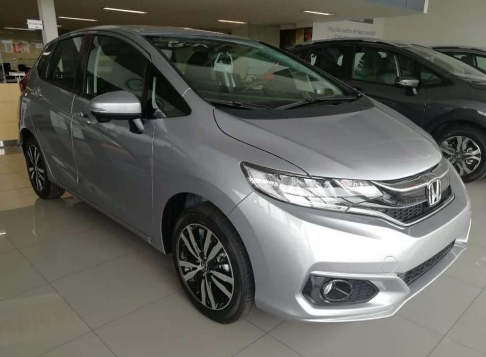 Honda FIT 2019 - 0 km