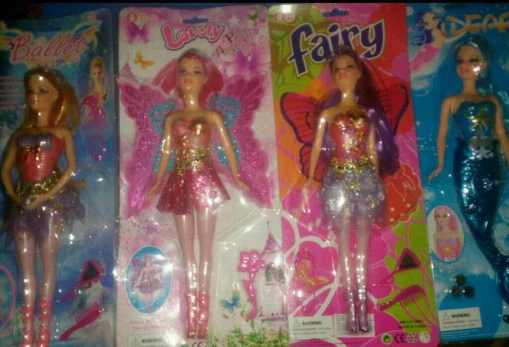 Barbies Economicas