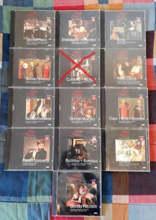 CDs Joyas de la Música Clásica Los Bises Revista Noticias