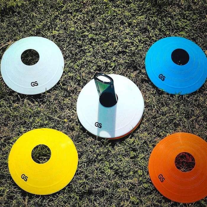 Conos de Discos (platillos)