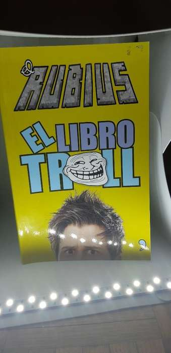 El Libro Troll By Rubiusomg