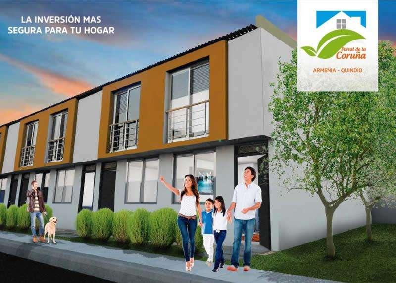 Venta casas nuevas en el sur de Armenia Quindio - wasi_402102