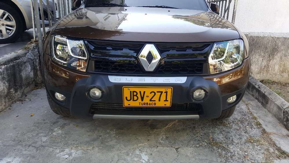 Renault Duster 2017 - 47000 km