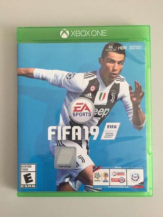 FIFA 19 Original para XBOX One