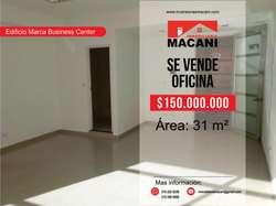Se Vende Oficina Edificio Marca Bussines Center Unicentro