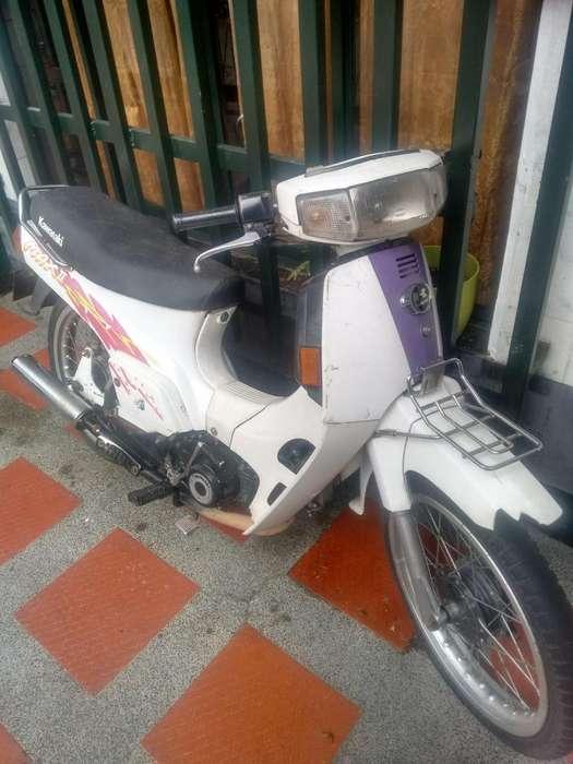 VENDO MOTO MAX II <strong>kawasaki</strong> EN BUEN ESTADO