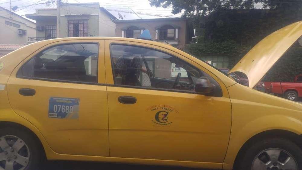 Se Alquila Taxi Cooperado