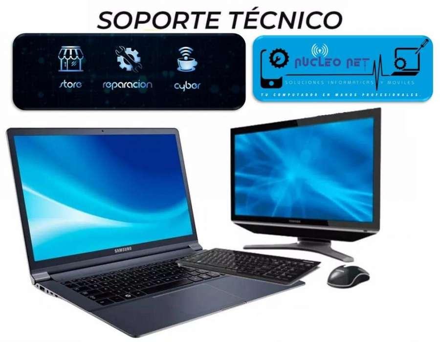 SERVICIO <strong>tecnico</strong> NUCLEONET TUS EQUIPOS EN MANOS PROFECIONALES