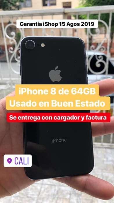 i Phone 8 de 64GB
