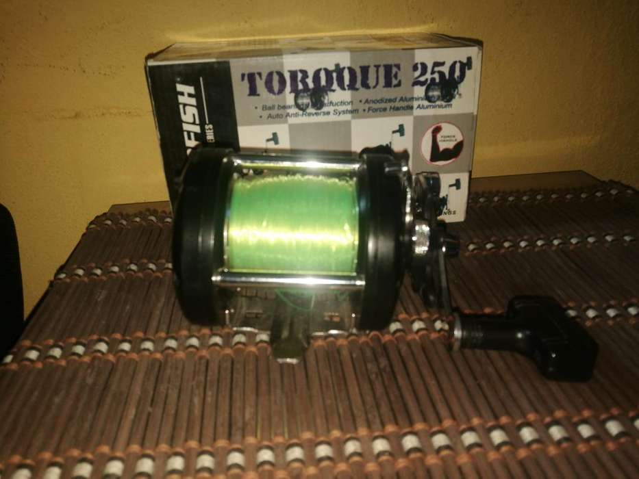 Reel Rotativo Surfish