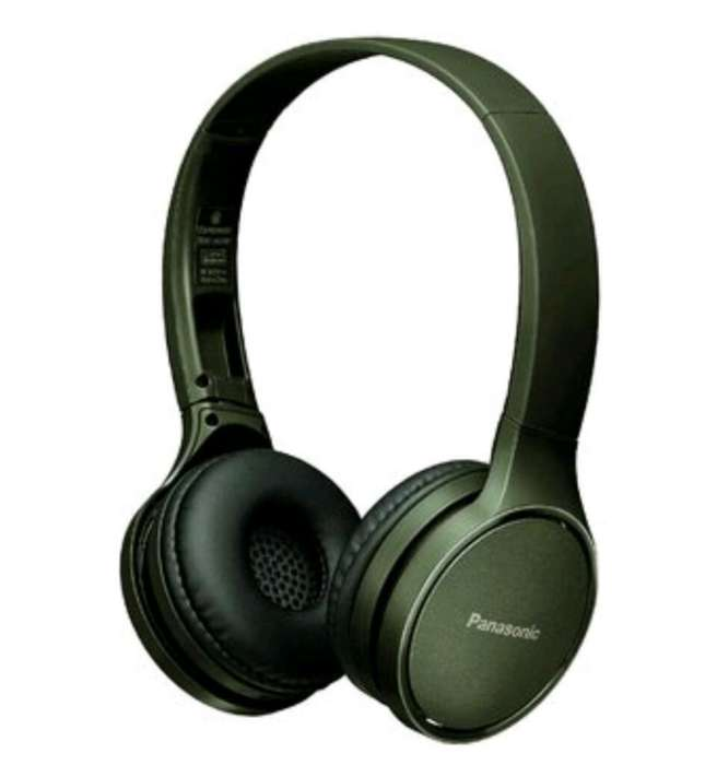 Panasonic 24 Horas Audifonos Bluetooth