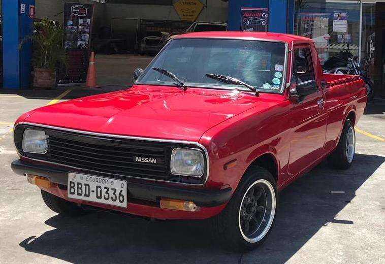 <strong>nissan</strong> 1200 1987 - 11300 km