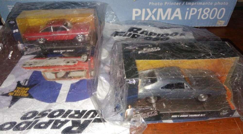 Autos de Colección Rápidos y Furioso 2.0 del Comercio